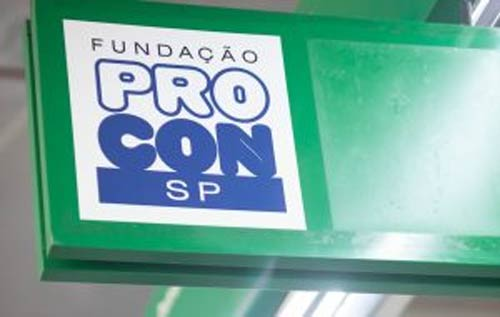 Logo do Procon