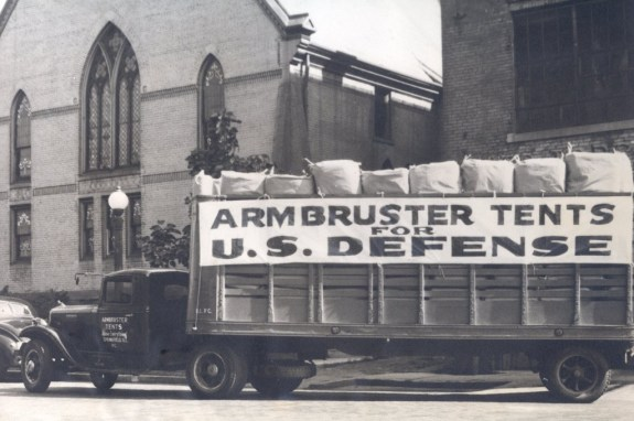 Armbruster+Tents+for+US+Defense