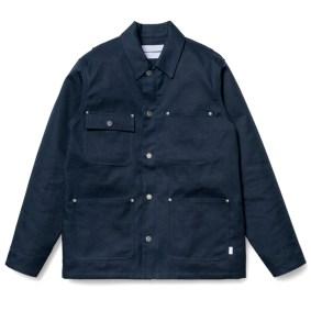 Chester Coat (Cotton Poplin)