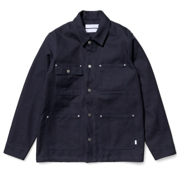 Chester Coat (Heavy Canvas)-3