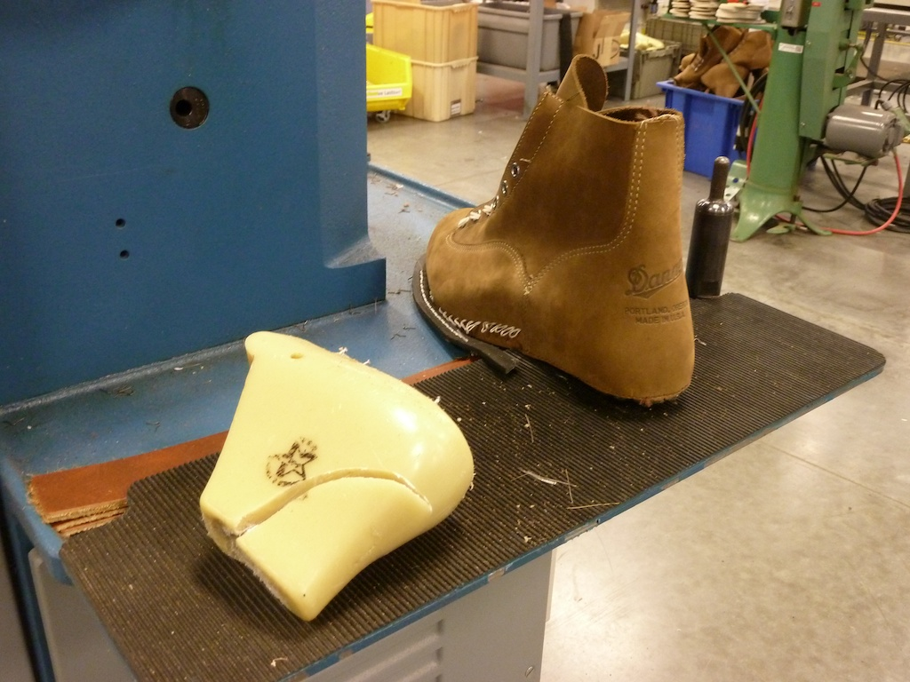 ACL Field Trip | Danner's Boot Factory | A Continuous Lean.