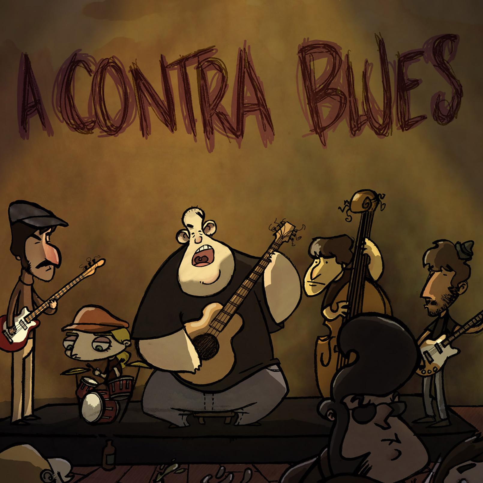 (2008) A Contra Blues