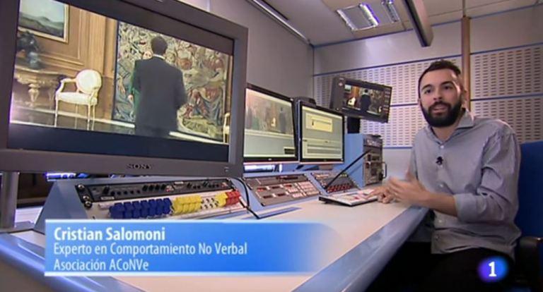 Cristian Salomoni TV1