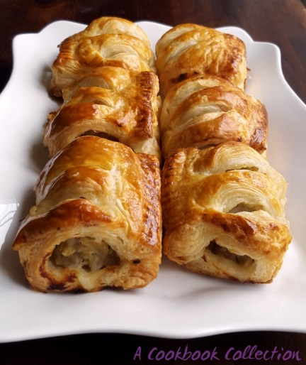 Sausage Rolls 1-A Cookbook Collection