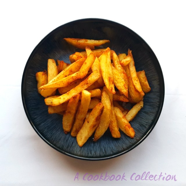 Masala Fries - A Cookbook Collection