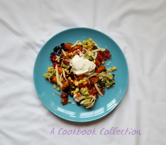 Mexican Sweet Potato and Black Bean Salad - A Cookbook Collection