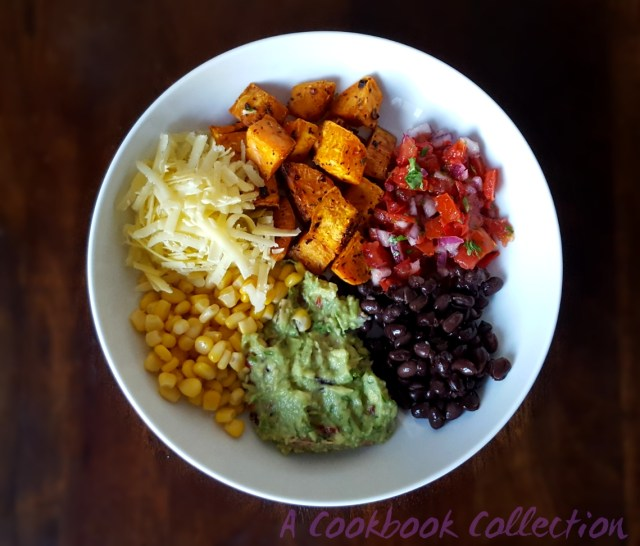 Mexican Sweet Potato and Black Bean Salad- A Cookbook Collection
