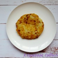 Potato and Onion Rosti