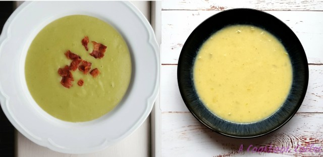 Potato and Leek Soup - A Cookbook Collection