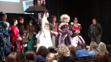 The Costume Contest finalists