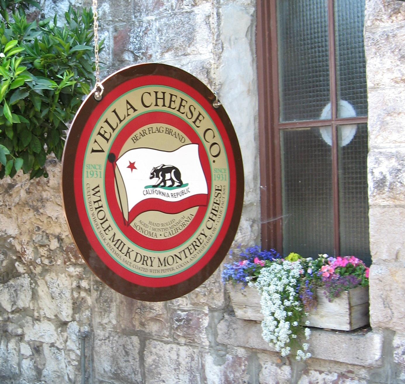 Vella Cheese Co.