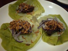 Korean BBQ Wraps