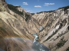 One of my favorite pictures in Yellowstone.