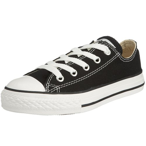 Converse Girls' Chuck Taylor All Star Lo Canvas Sneaker