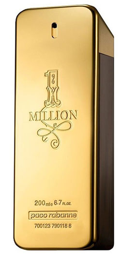 Million by Paco Rabanne for Men - 6.7 Ounce EDT Spray