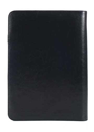 5. Deluxe Black Professional 3-ring Portfolio By BAGS FOR LESSTM