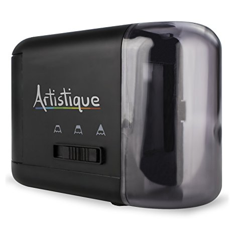 9. Artistque electric pencil sharpener.