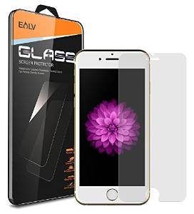 E LV iPhone 6 ANTI-SHATTER Tempered Glass Screen Protector
