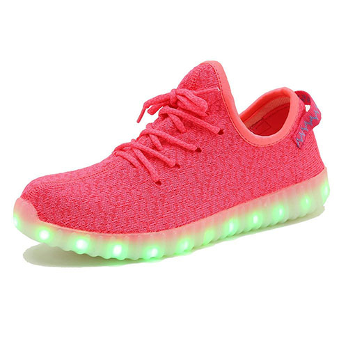 6. CAYANLAND LED Light Up Shoes