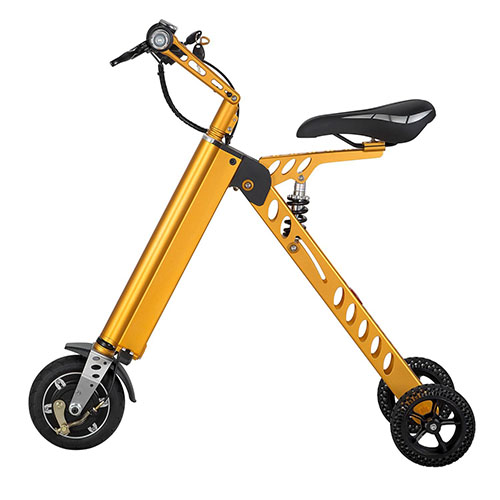 6. TopMate Mini Electric Tricycle