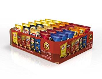 10. Frito-Lay Variety Pack, classic mix