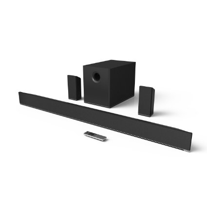 10. VIZIO S5451w-C2 54-Inch 5.1 Channel Sound Bar