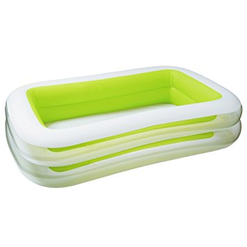 2. Intex Swim Center Family Inflatable Pool