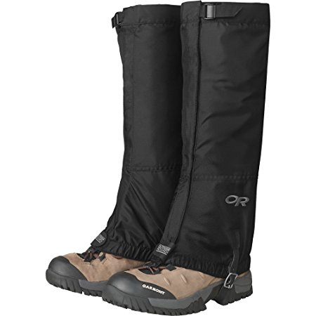 6. Outdoor research rocky mountain high gaiters, women's