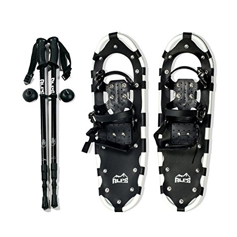 10. ALPS adult all terrain snowshoes
