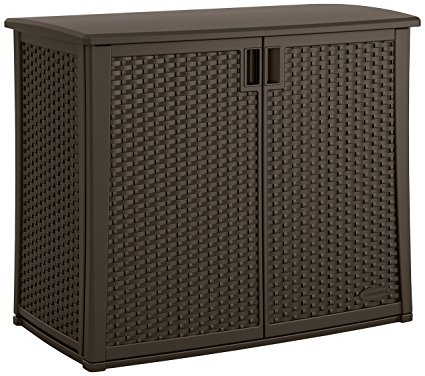 5. Suncast Elements Outdoor 40-Inch