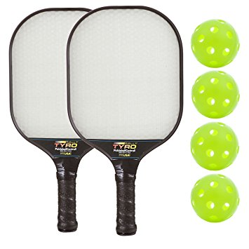 9. Pickleball Central- Rally Tyro Advanced Bundle