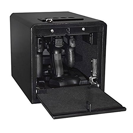 6. Stealth Handgun Hanger Safe