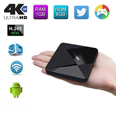 2. Edal DOLAMEE D5 Android TV Box
