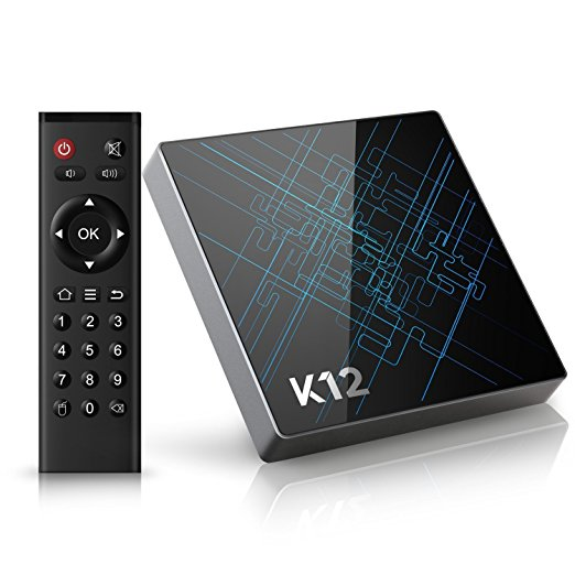 9. TICTID K12 Android 6.0 TV Box