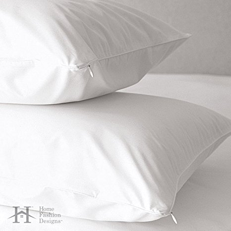 2. Hypoallergenic Dust Mite Pillow Covers