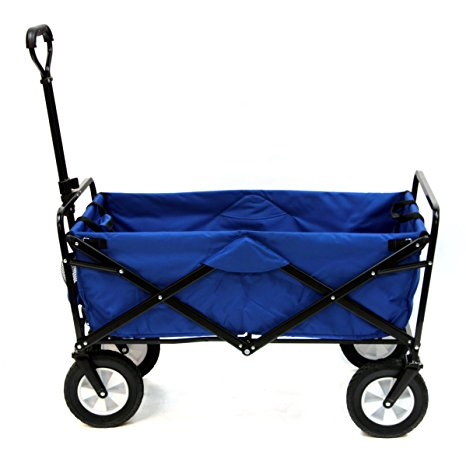 2. Mac sports collapsible cart.