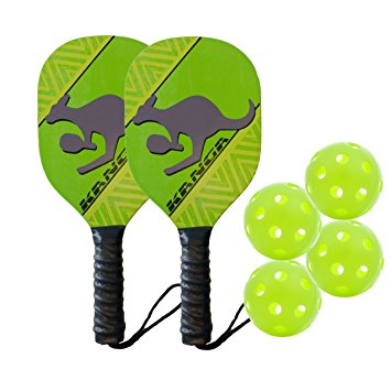6. Pickleball Central-Kanga Wood Pickleball Paddles