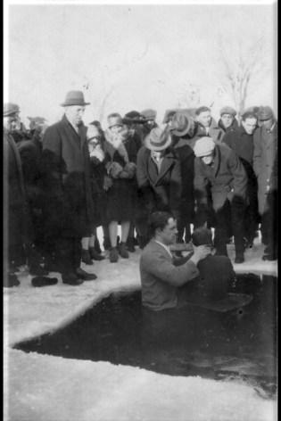 Baptisms February 19, 1928