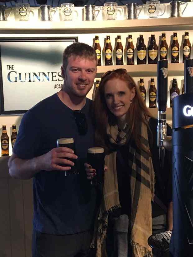 Guinness Academy in Dublin