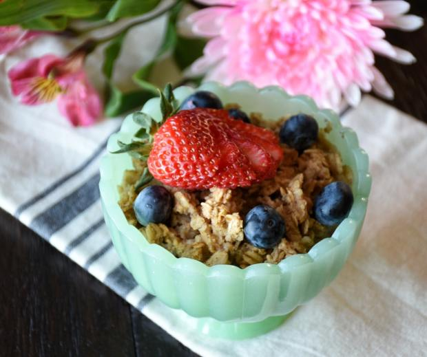 Mother's Day Baked Oatmeal