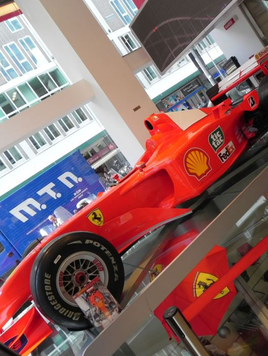 Loja da Ferrari
