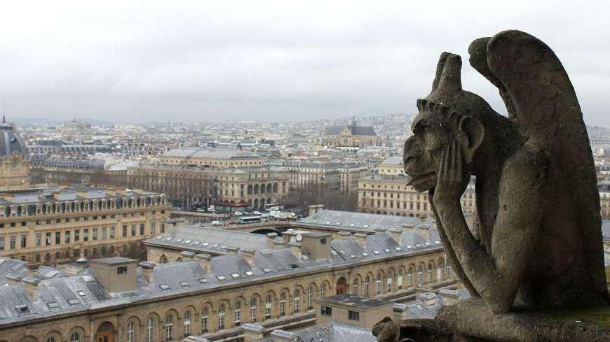 Vista de Notre Dame