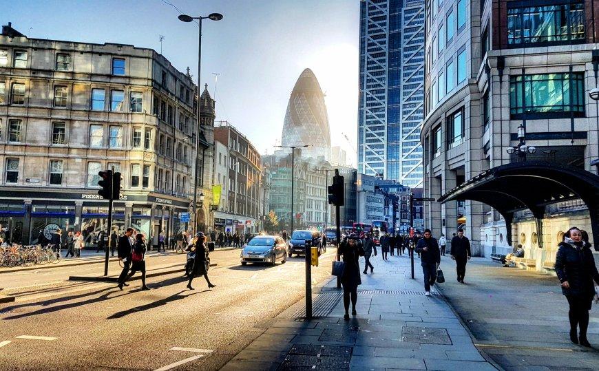 Hotéis em Londres - Liverpool Street