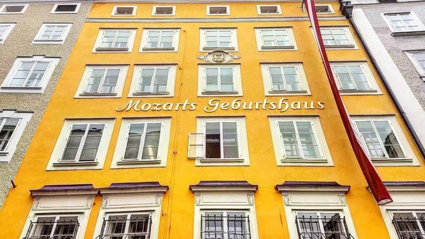 O que fazer em Salzburg - Mozart's Birthplace