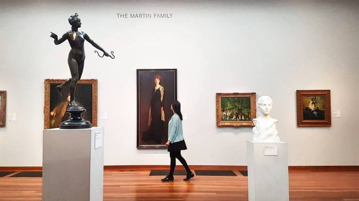 O que fazer em São Francisco - Young Museum