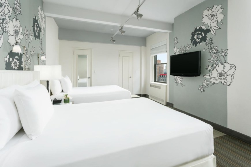 Hotéis em Nova York - Stewart Hotel