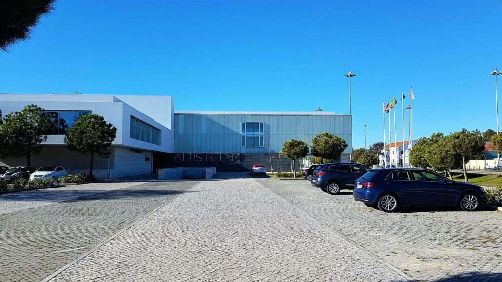 Altis Belém - Estacionamento