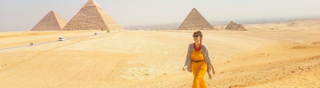 Mulheres que viajam sozinhas - Egito