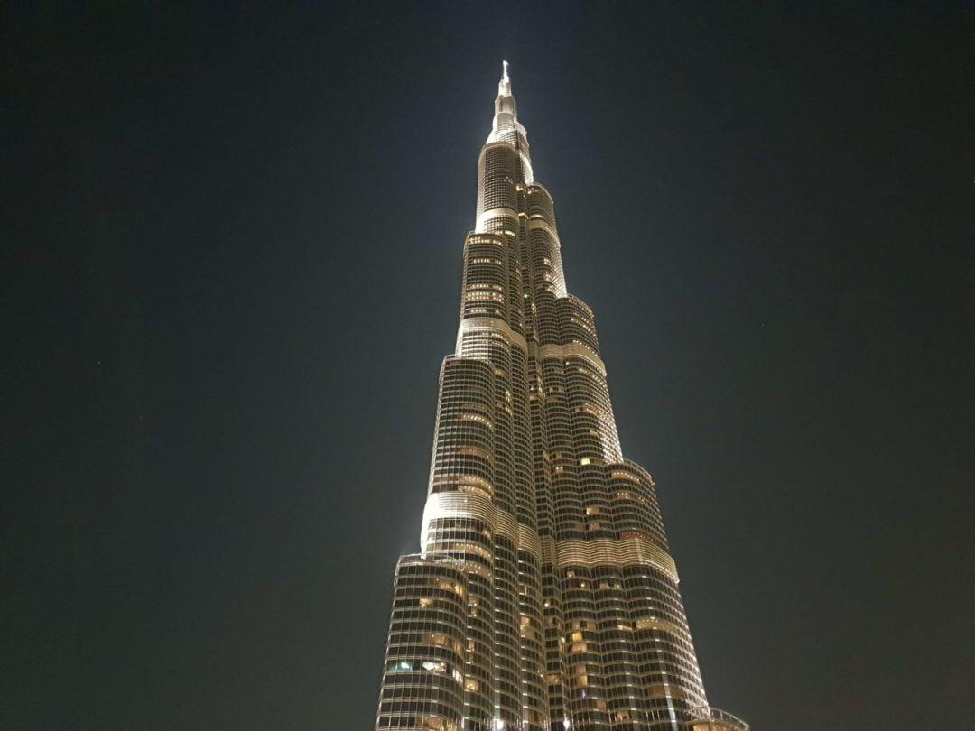Abu Dhabi - Burj Khalifa