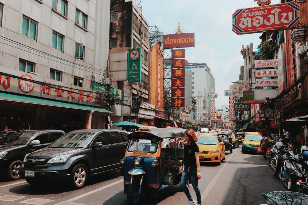 O melhor de Bangkok - ChinaTown